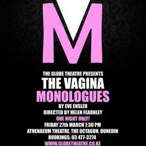 The Vagina Monologues – Dunedin