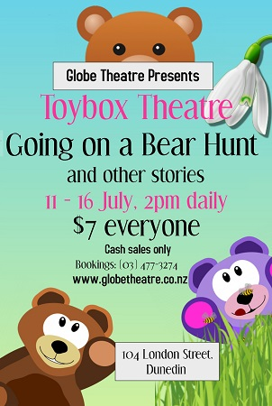 Toybox: The Bear Hunt