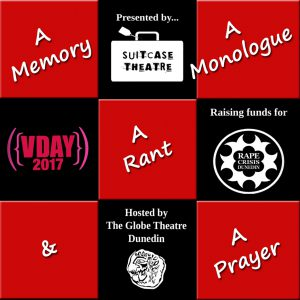 A Memory, a Monologue, a Rant and a Pray