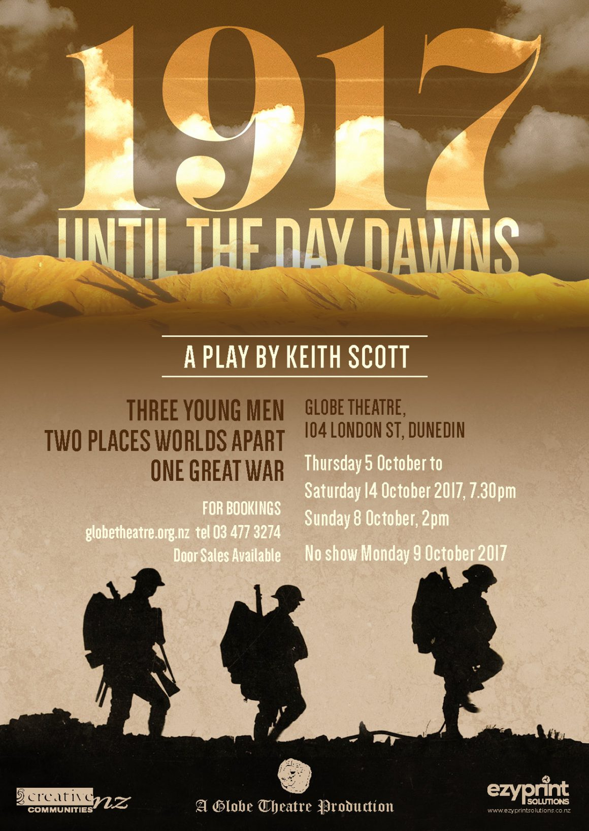 1917 – Until the Day Dawns