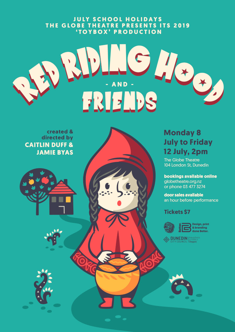 Toybox – Red Riding Hood and Friends