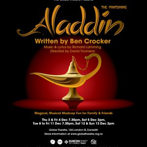 Aladdin – The Pantomime