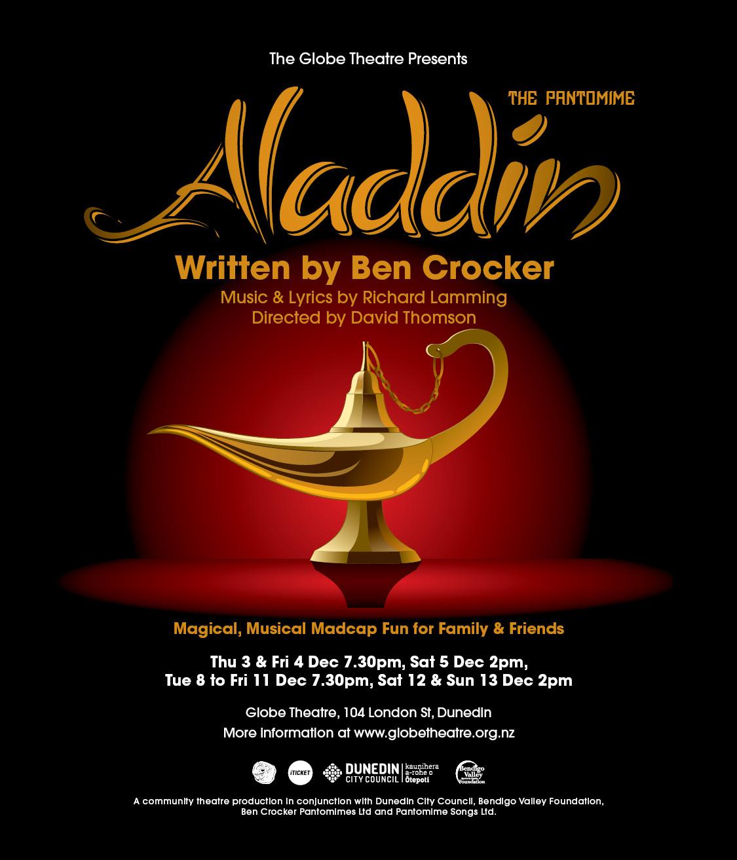 Aladdin – The Pantomime